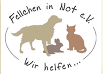 Logo Fellchen in Not